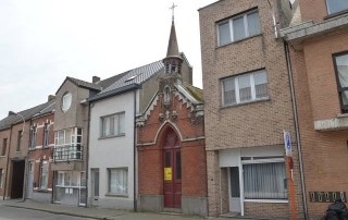 Renovatie kapel