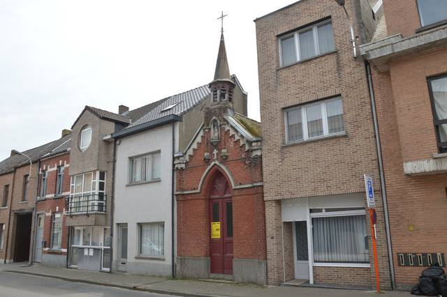 Kapel wordt architectenkantoor